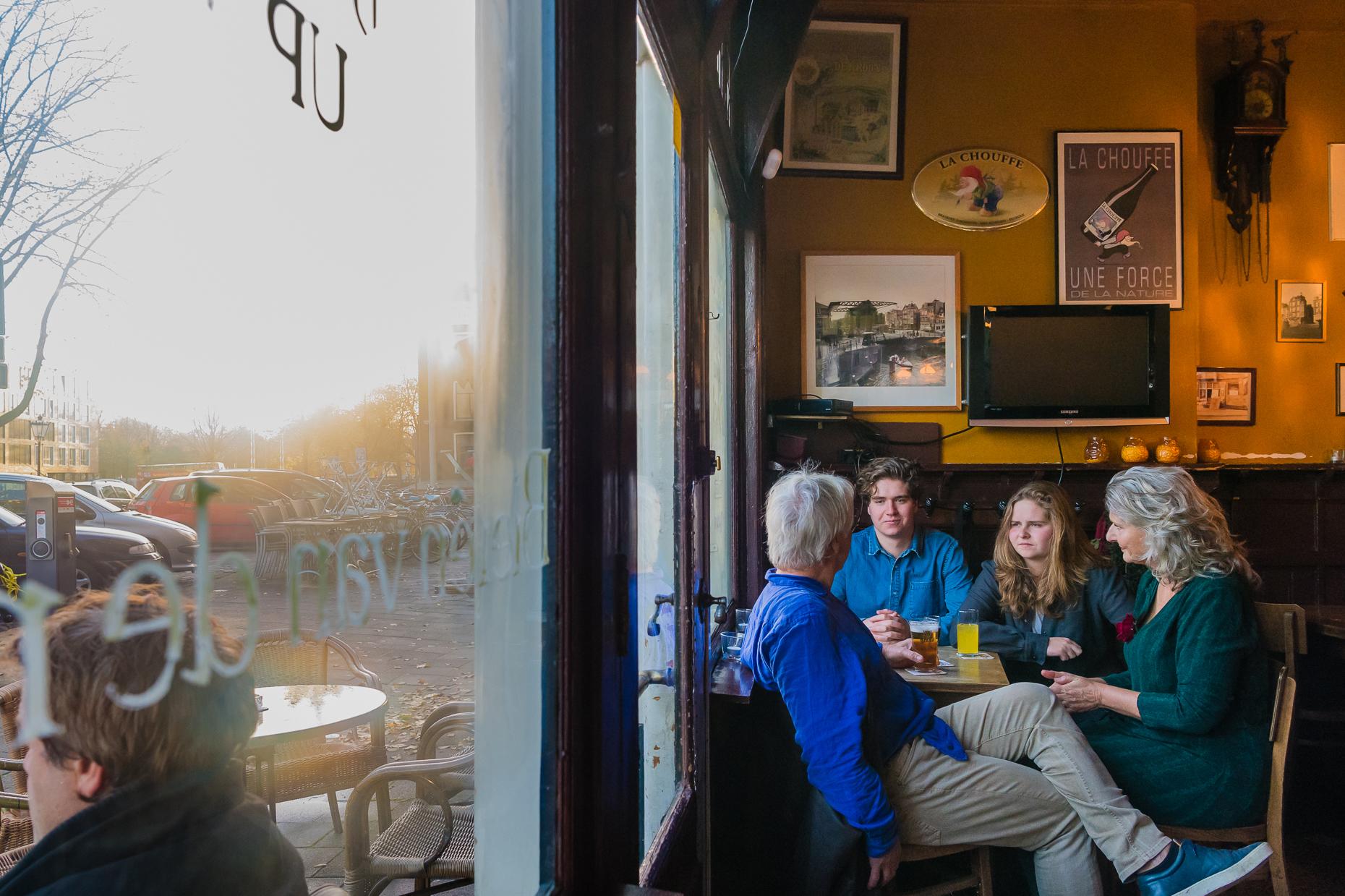 Familieshoot Amsterdam